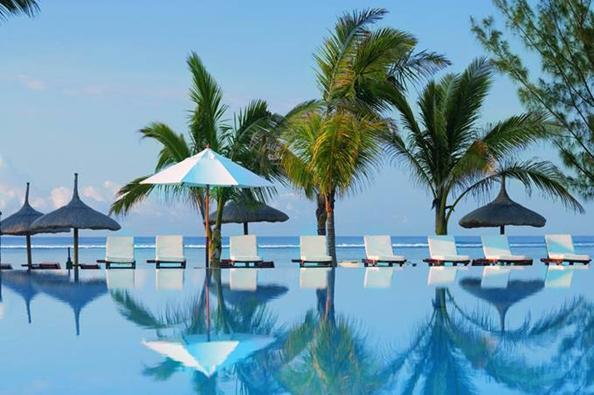 Курорты северного побережья Маврикия